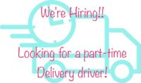 Part-time Delivery Driver