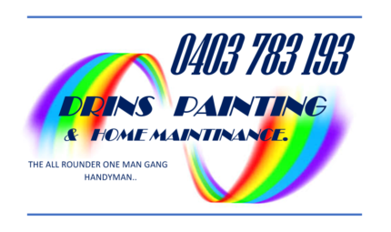 Drins Painting & Home Maintenance