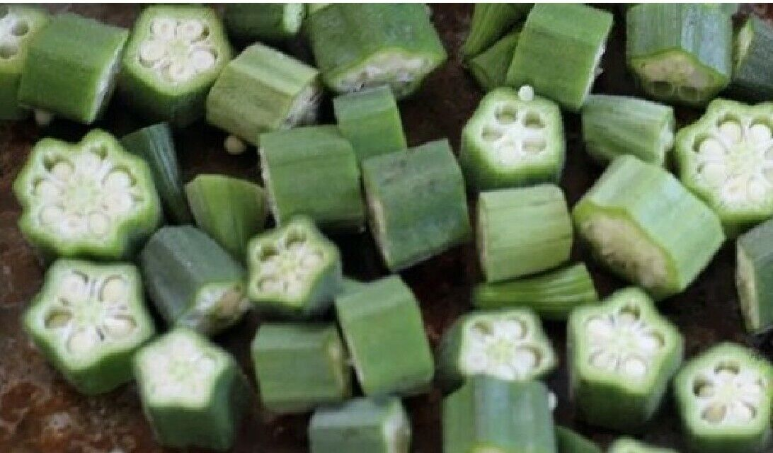 OKRA FREEZE DRIED * HIKING * CAMPING * SURVIVAL * EMERGENCY