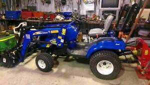 Tractor - New Holland 2008 - Boomer 1025 Tyndale Clarence Valley Preview