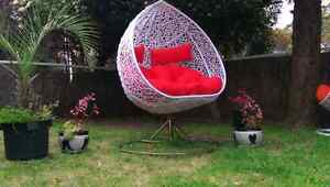 Hanging Egg Pod Chairs Adelaide Holden Hill Tea Tree Gully Area Preview