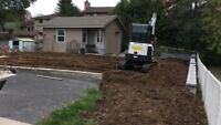 Excavation Landscaping Kingston