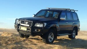 Toyota Landcruiser GXL 100 series 7seats Mona Vale Pittwater Area Preview