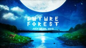 Future forest Early Bird Tickets