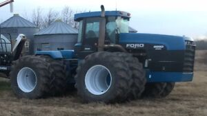 New holland 9880 tractor