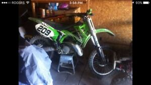 Looking for a blown 2 stroke