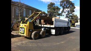 Bobcat hire $80/hr Greensborough Banyule Area Preview