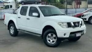 2008 NISSAN NAVARA EXC COND OCT REG LOG BOOK