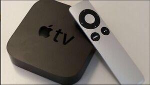 Apple TV 2 jail broken  with KODI