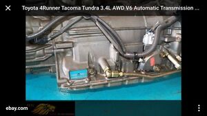 A340 transmission Toyota Tacoma 4 runner T100