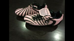 Toddler girls size 10 cleats