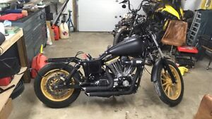 2000 Dyna Superglide FXD