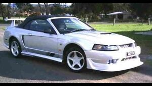 2000 MUSTANG GT CONVERTIBLE Hazelwood North Latrobe Valley Preview