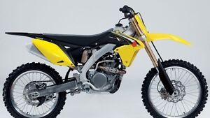 Motocross Suzuki