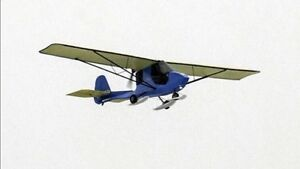 Challenger ultralight aircraft