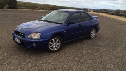 2003 Subaru Impreza RX Mannum Mid Murray Preview