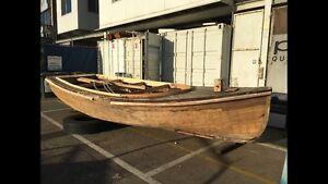 Classic wooden pompei 18ft Safety Beach Mornington Peninsula Preview