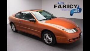 Parting out 2005 Pontiac Sunfire