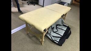 Table de massage portative à vendre