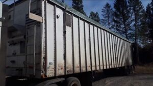 Tycrop 53' Smoothflow trailer fleet maintained