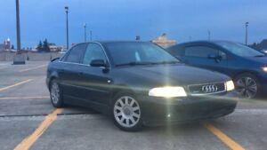 Audi A4 QUATTRO 2.8L 2001