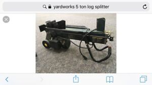 Wood splitter