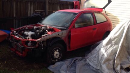 1997 mirage need gone will wreck cheap asap Bray Park Pine Rivers Area Preview