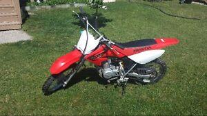 2005 Honda CRF 80