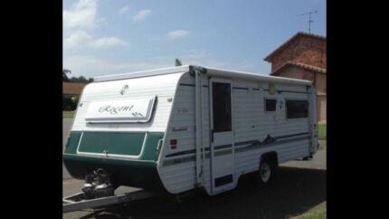 Regent cruiser pop top caravan Forster Great Lakes Area Preview