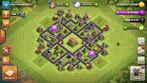 CLASH ACCOUNTS FOR SALE
