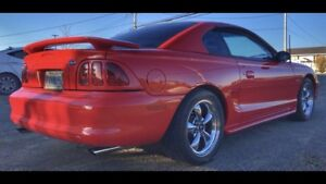 1997 Ford Mustang GT V8