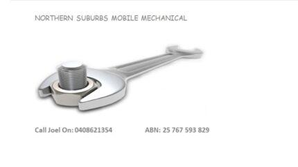 Northern Suburbs Mobile Mechanic