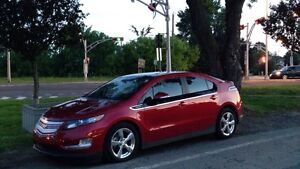 Chevrolet Volt cuir 2012