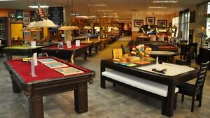POOL TABLES STARTING AT 1699.00 best price Guaranteed