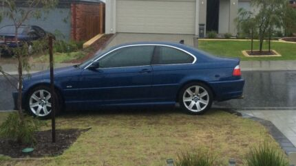 2001 BMW 325ci COUPE MANUAL Black Leather,Rare to find Ellenbrook Swan Area Preview