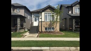 House for Rent in Fort Saskatchewan Available Now