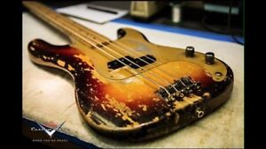 **WANTED** Beat up US/Japan Fender Precision or Jazz bass