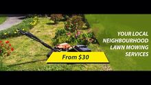 Lawn mowing today only front yard $30 Craigieburn Hume Area Preview