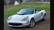 Wanted to buy Toyota MR2******2005 Stirling Stirling Area Preview