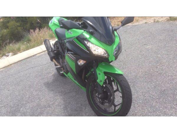 2013 Kawasaki