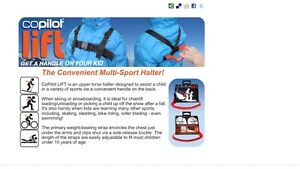 Chest harness for children