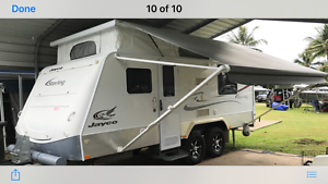 2010 Jayco Ingham Hinchinbrook Area Preview