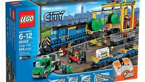 Brand New LEGO 60052 City Cargo Train Ryde Ryde Area Preview