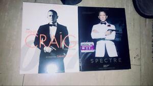 James Bond 007 Daniel Craig Collection