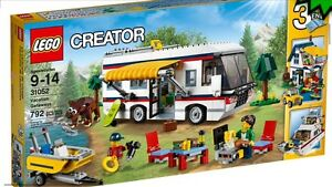 Brand New LEGO 31052 Creator Vacation Getaways Ryde Ryde Area Preview