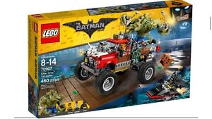 Brand New Lego 70907 The Batman movie Ryde Ryde Area Preview