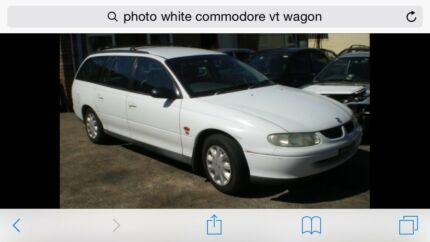 Holden Commordore Station Wagon VT