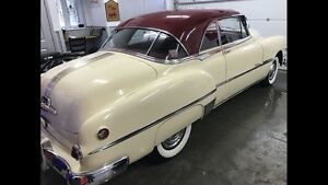1951 Pontiac Chieftain Catalina Super Deluxe