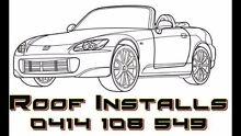 Honda S2000 s2k soft top roof convertible replacements swap install Arndell Park Blacktown Area Preview
