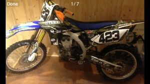 2010 yzf250 works well may take trade